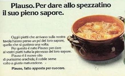 FOCUS_ON_AGRIFOOD | Olio Plauso, 1974