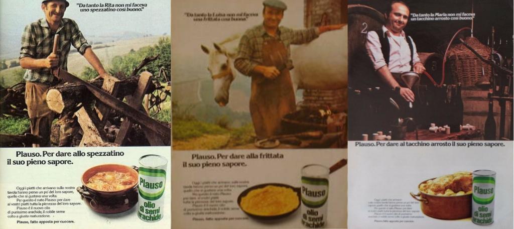 FOCUS ON AGRIFOOD | IL BUON CIBO DI UNA VOLTA | Olio Plauso, 1974