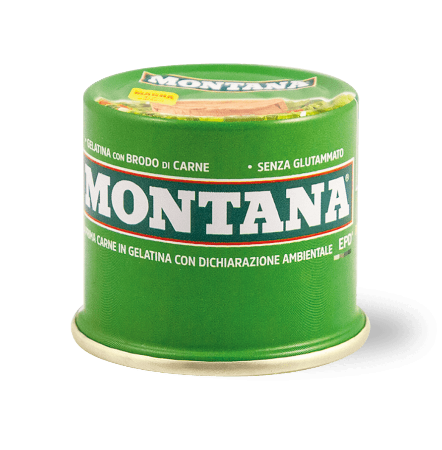 Carne Montana: marchio geografico forte.